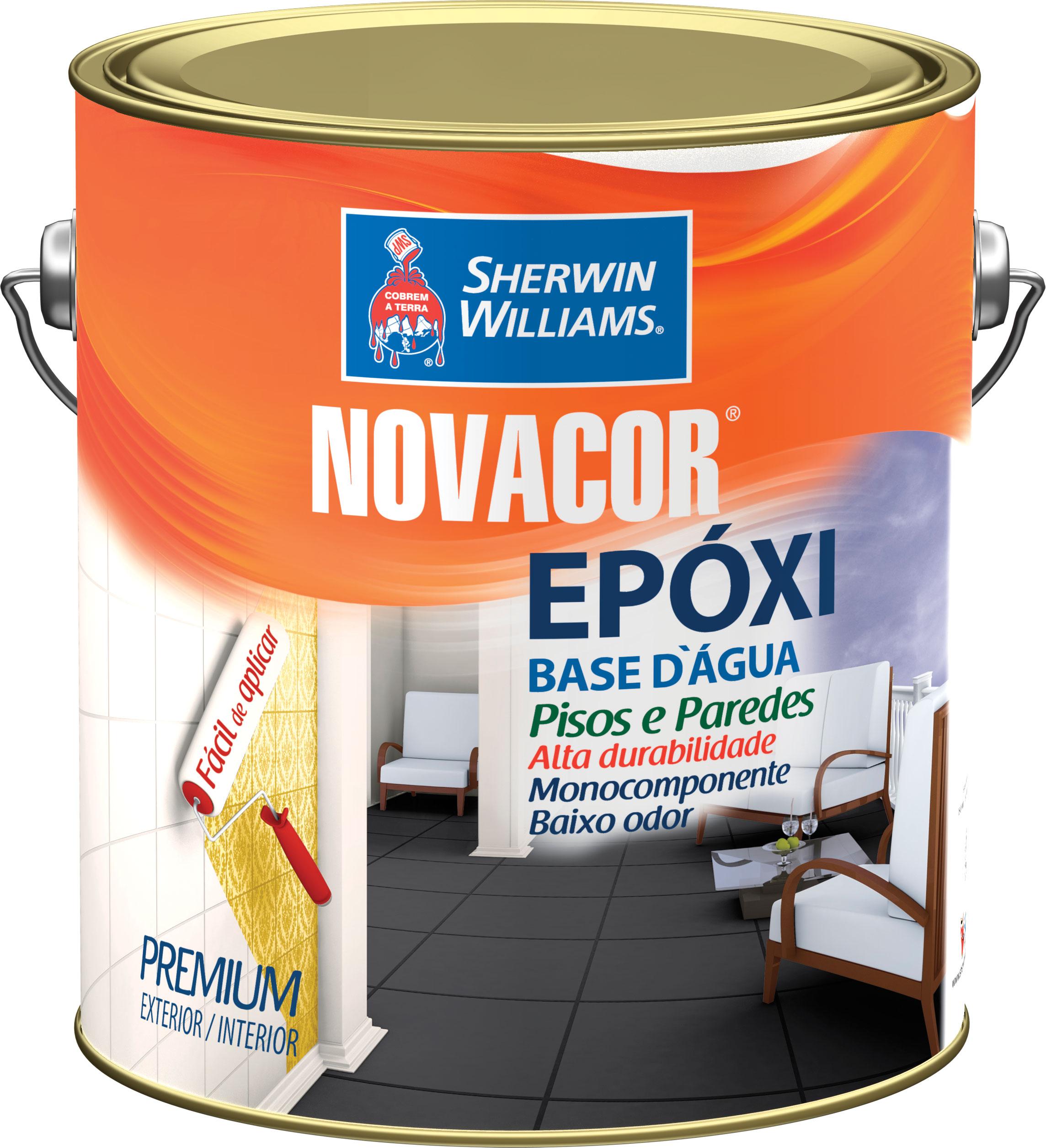 Casa&Tinta Novacor Epóxi #BF430C 2288 2514